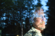 Don Bradway moved from California five years ago to join the American Redoubt, among the most motivated of a broader survivalist movement. Photo / The Washington Post