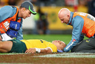 Matt Toomua is expected to miss the rest of the Rugby Championship. Photo / Getty