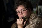 Gavin Grimm sued the Gloucester County School Board for barring him from the boys' bathroom. Photo / Washington Post/ Nikki Kahn