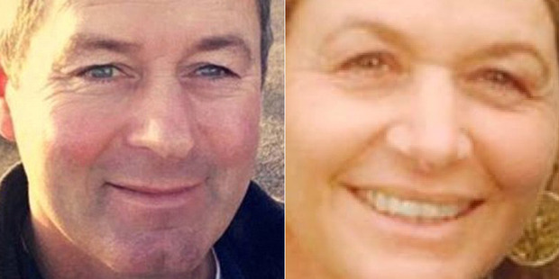 Shared delusions: Mark Tromp, 51, is still missing while wife Jacoba (right) remains in a Goulburn psychiatric facility with daughter Riana after a mysterious family road trip went bad.
