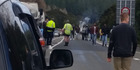 Turangi State Highway 1 crash. Photo / Supplied