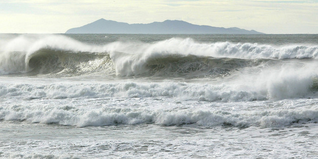 A marine and beach threat has been issued for the Bay of Plenty. Photo/file