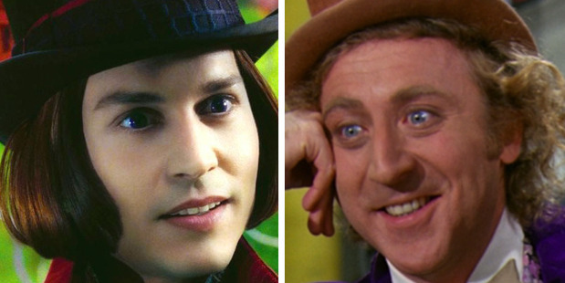 "Gene Wilder thought the remake of the movie Willy Wonka and the Chocolate Factory was an ""insult""."