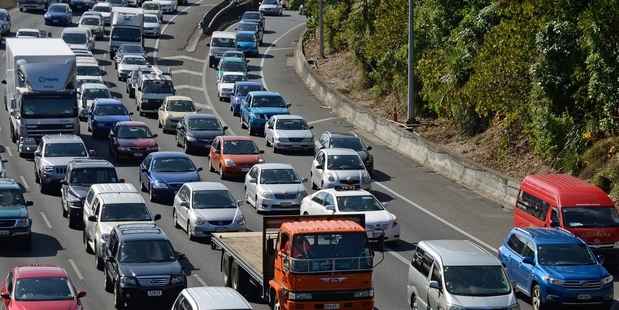 Auckland traffic seems to be in a permanent 'jamiton'. Photo / 123RF