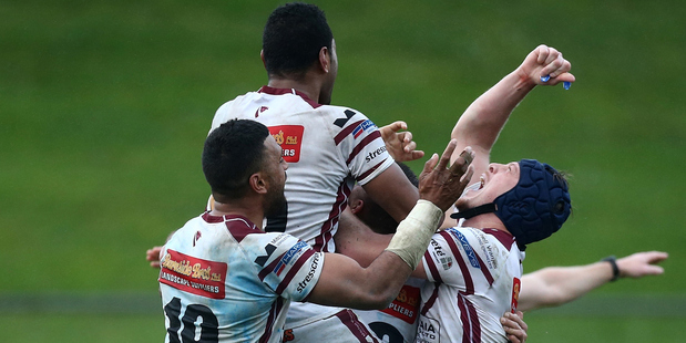 Papakura Sea Eagles celebrate beating Point Chevalier Pirates in the Fox Memorial Grand Final. Photo / Photosport