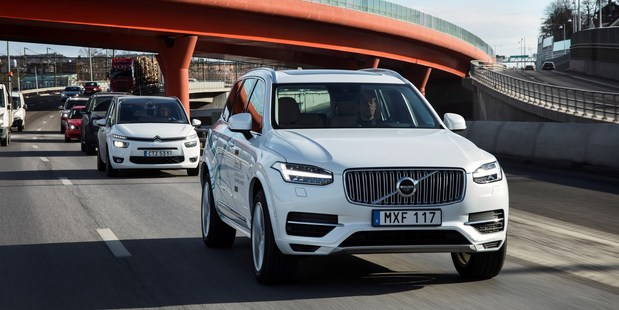 Loading A partnership between the Ministry of Transport, NZTA, Trafinz and Volvo will see autonomous vehicle testing on New Zealand roads.