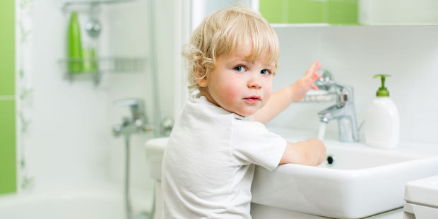 The US Food and Drug Administration said there is no scientific evidence anti-bacterial chemicals are any better than plain soap and water at killing germs. Photo / 123RF