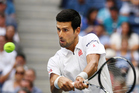 Novak Djokovic. Photo / Photosport