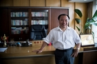 Weiqing founder Shu Xin says his goal is to prevent divorces and that 'every year we save some 5000 couples'. Photo / AFP