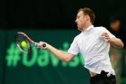 Michael Venus has been a stalwart for the NZ Davis Cup team. Photo / photosport.nz