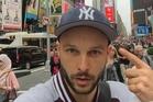 Ben Boyce in New York.