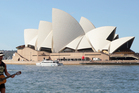 The Sydney Opera House in Sydney, Australia, could be a target. Photo / AP