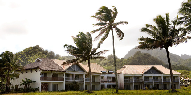 A buyer for the abandoned Rarotonga resort is said to be under serious negotiations.