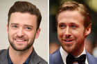 Justin Timberlake and Ryan Gosling shared a room when they were children. Photo / Getty Images