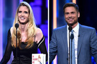 Ann Coulter was taken down during Rob Lowe's Roast.