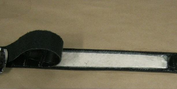 Customs found ephedrine smuggled inside belts. Photo/supplied