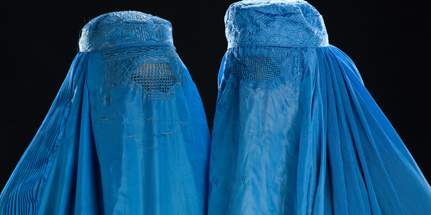 Terrorist chiefs changed their mind following a string of attacks on ISIS commanders by women wearing burkas and niqabs in recent months. Photo / Getty Images
