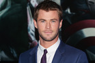 Chris Hemsworth attends the European premiere of The Avengers: Age Of Ultron. Photo / Getty