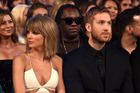 Taylor Swift and Calvin Harris attend the 2015 Billboard Music Awards together. Photo / Getty