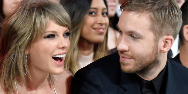 Taylor Swift and Calvin Harris attended the 2015 Billboard Music Awards together. Photo / Getty