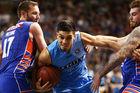 New Zealand Breakers point guard Shea Ili. Photo / Getty