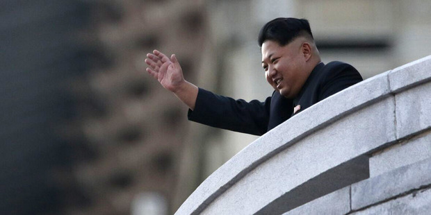 Kim Jong-Un is not a fan of sarcasm, apparently. Photo / Getty Images