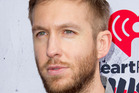 DJ Calvin Harris arrives at the iHeartRadio Music Awards. Photo / Getty