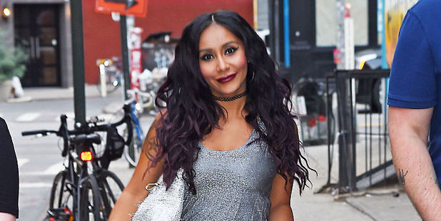 Former Jersey Shore star, Nicole 'Snooki' Polizzi. Photo / Getty Images