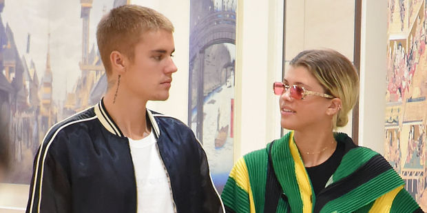 Justin Bieber and Sofia Richie have been dating each other for a few months. Photo / Getty Images