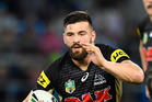 Josh Mansour of the Panthers. Photo / Getty Images