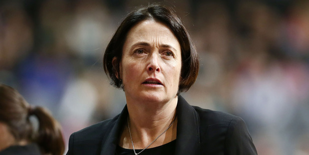 Silver Ferns head coach Janine Southby. Photo / Getty Images