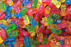 Foods such as gummy bears, yoghurts, ice cream and jelly all contain gelatin. Photo / Getty Images