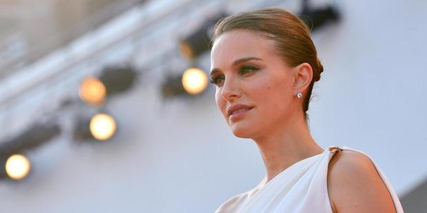 Sources confirmed the news Natalie Portman is pregnant, while one onlooker told the publication the actress was seen rubbing her tummy during the event. Photo / AP