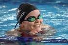 Kiwi swimmer has broken the world record and claimed gold in the women's backstroke at the Rio Paralympics