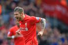 Liverpool left-back Alberto Moreno. Photo / Photosport
