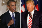 US President Barack Obama says Republican Presidential candidate Donald Trump isn't qualified to be President. Photo / Getty Images