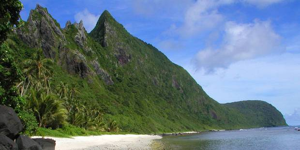 Ofu Beach in the National Park of American Samoa. Photo / Creative Commons image by Wikimedia user Peter Craig of the National Park Service