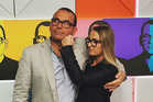 Paul Henry and his daughter, Bella. Photo / Instagram