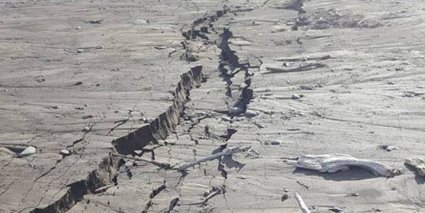 Loading The East Coast continues to be rattled by aftershocks after Friday's strong 7.1 magnitude earthquake.  Photo / Supplied