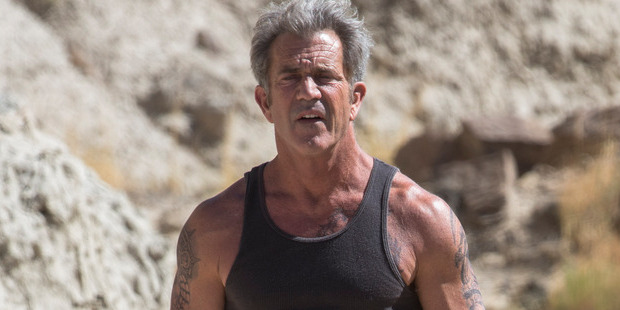 Mel Gibson returns in the film Blood Father.