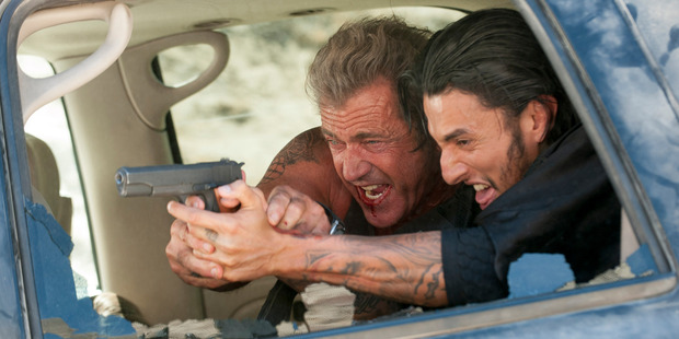Mel Gibson returns starring in the film Blood Father.