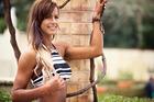 Farmer and bodybuilder Marcella Bakker is looking for love. Photo /  Kali Jane