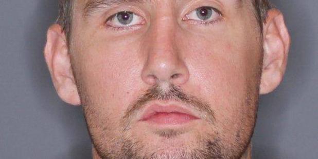 Loading Police mugshot of 30-year-old Alaric Eccleston. Photo / Supplied