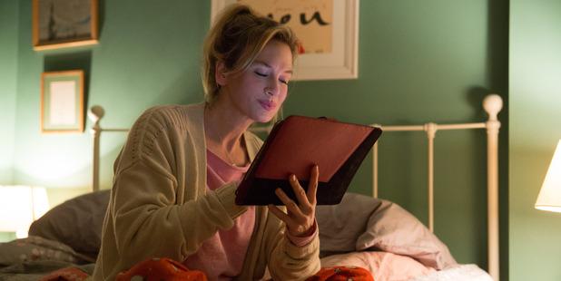 Renee Zellweger in <i>Bridget Jones's Baby</i>.