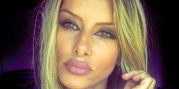 Playboy model and former Miss Bosnia Slobodanka Tosic has been extradited back to her homeland after she was linked with five murders and a string of robberies. Photo / Supplied