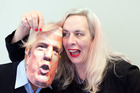 Chamber of Commerce's Anne Pankhurst has helped organise a meeting that will be hosted by 'Donald Trump' in effort to engage with younger people more. Photo/Andrew Warner