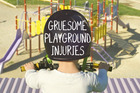 Gruesome Playground Injuries is produced by emerging theatre company Navi Collective.