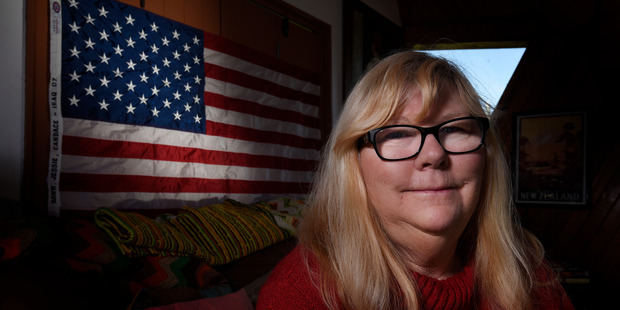 Ex-pat Dawn Dromgool will remember and say a prayer for those affected by 9/11. PHOTO/GEORGE NOVAK