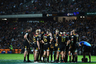 NZR has issued a formal warning that will sit as a