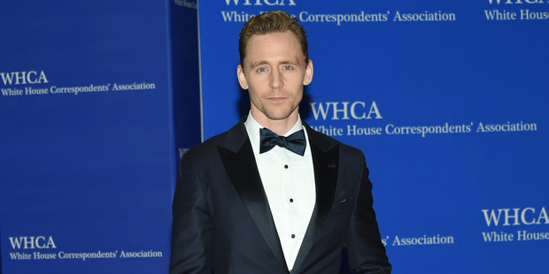 "Hiddleston is said to have a ""three month rule"", never staying with anyone past that point. Photo / AP"